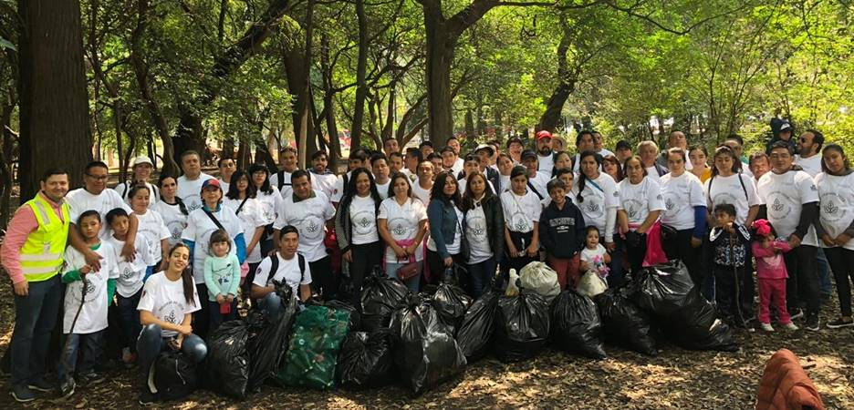 Hi-Cone Employees Participate in Forest Clean-up in Mexico