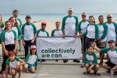 Adopt-a-Beach program at Chicago's Osterman Beach