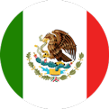 Mexico Flag Language Icon