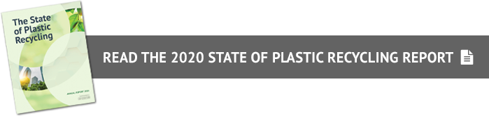 State of Plastic Report CTA Button